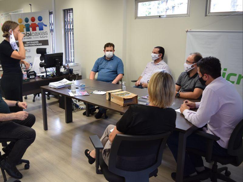 Foto de capa da notícia: Nova Petrópolis encaminha o recebimento de delegações da Surdolimpíadas