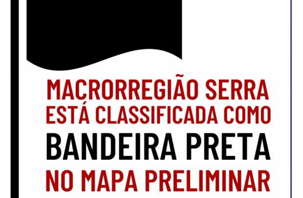 Foto de capa da notícia: Macrosserra é classificada como Bandeira Preta