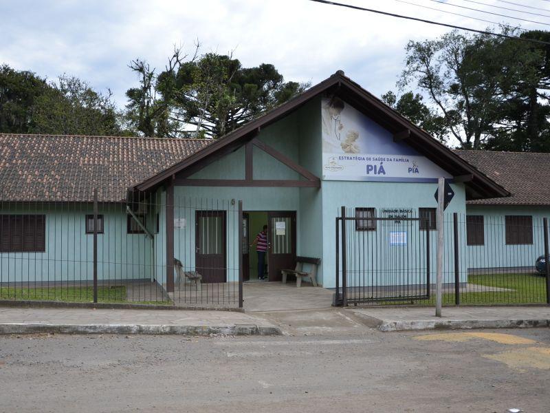 Foto de capa da notícia: Posto de Saúde do Bairro Piá passa a atender somente casos de síndrome gripal