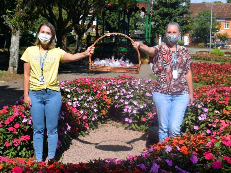Foto de capa da notícia: Nova Petrópolis promove ações alusivas ao Mês da Mulher