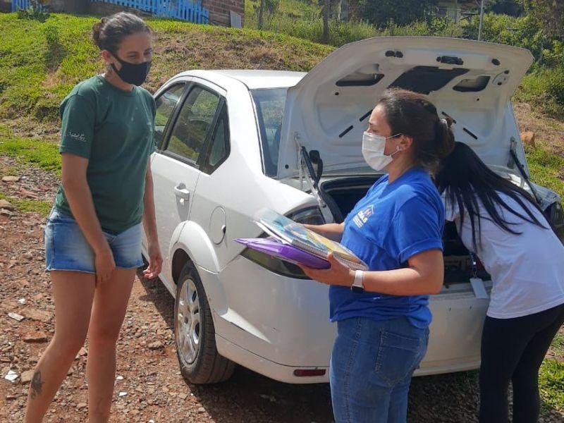 Foto de capa da notícia: Serviço de Convivência e Fortalecimento de Vínculos adapta atividades na pandemia