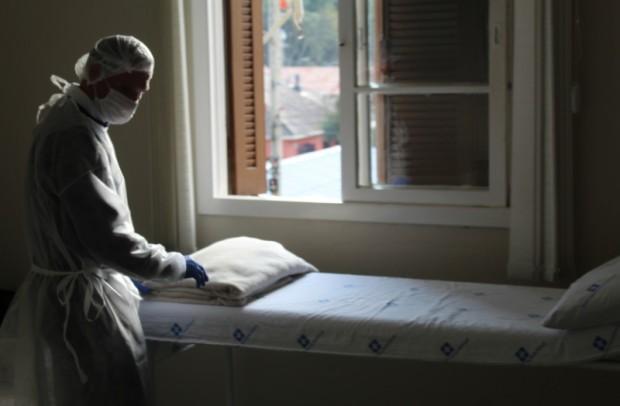 Foto de capa da notícia: Município amplia auxílios ao Hospital Nova Petrópolis durante a pandemia