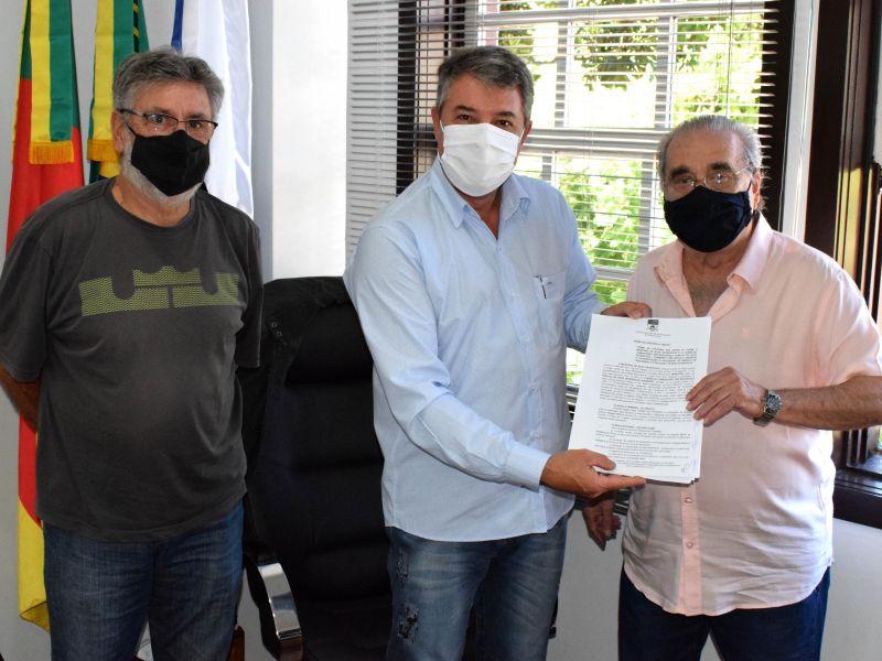 Foto de capa da notícia: Município firma parceria para repassar R$ 168 mil ao Consepro