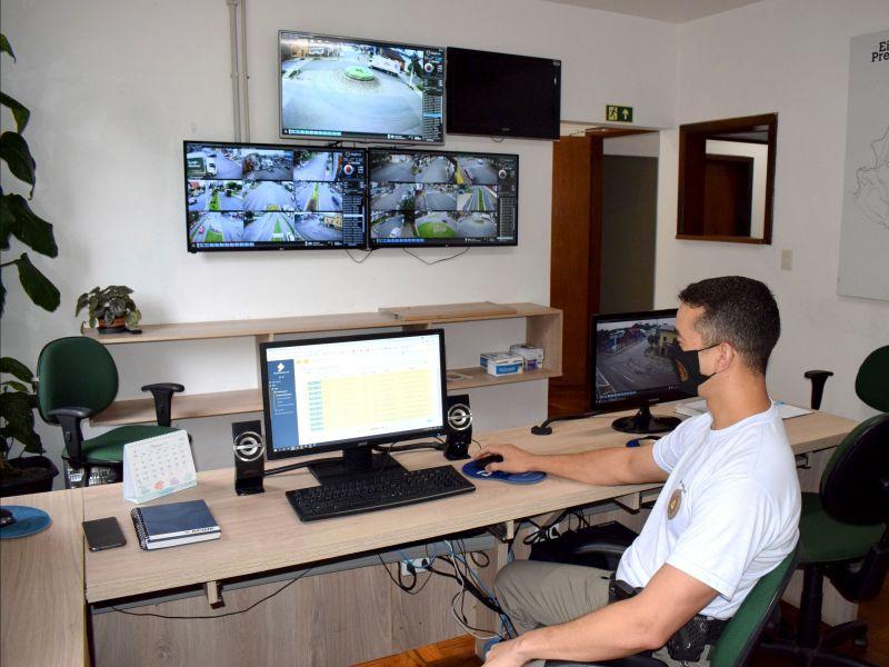 Foto de capa da notícia: Cercamento eletrônico passa a funcionar em Nova Petrópolis