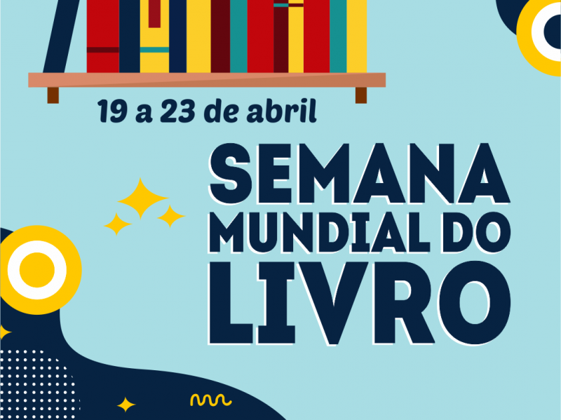 Foto de capa da notícia: Nova Petrópolis promove Semana Mundial do Livro de 19 a 23 de abril
