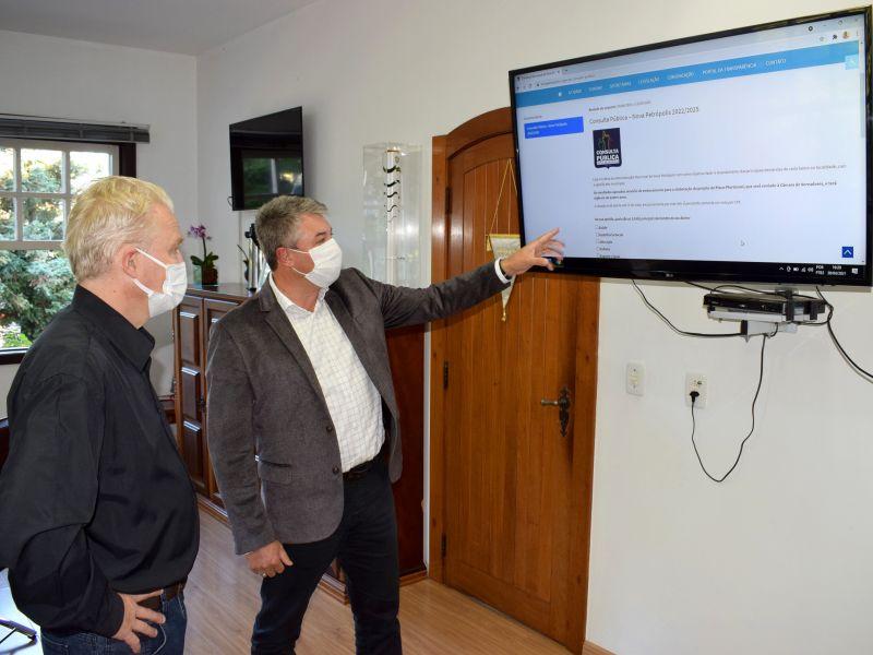 Foto de capa da notícia: Consulta Pública levanta demandas dos bairros e localidades de Nova Petrópolis para os próximos quatro anos