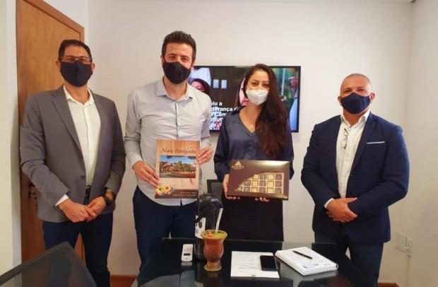 Foto de capa da notícia: Nova Petrópolis é contemplada com mais uma emenda de R$ 400 mil