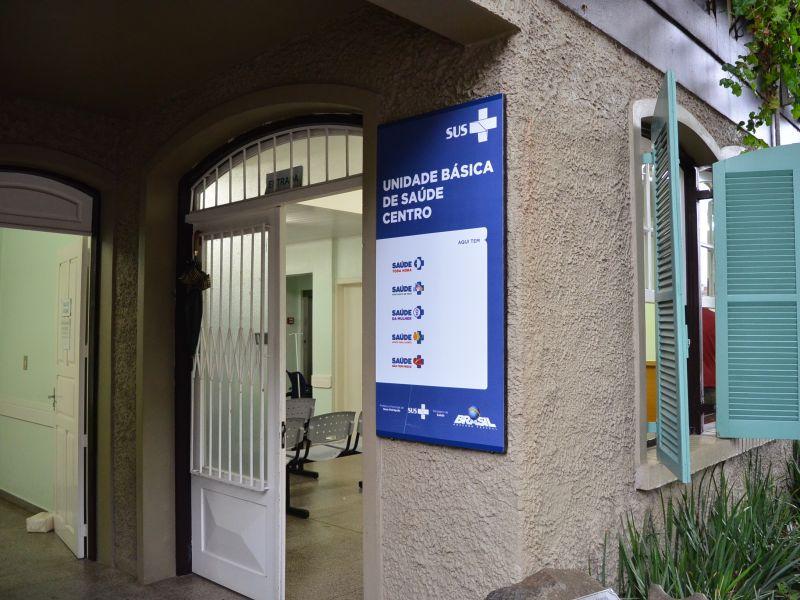 Foto de capa da notícia: UBS Centro oferece a vacina contra a gripe na manhã deste sábado