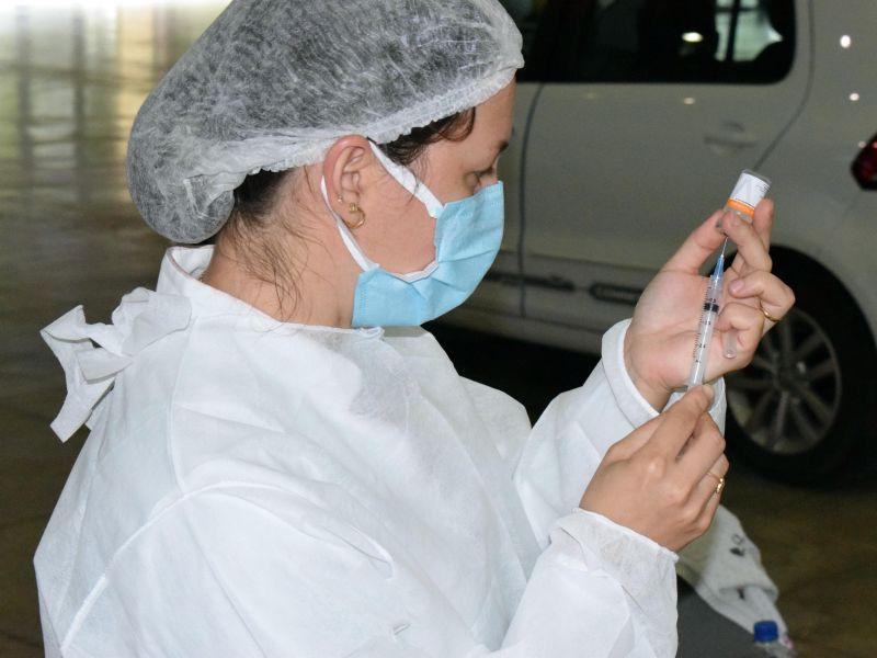 Foto de capa da notícia: Nova Petrópolis recebe mais 70 doses da vacina Coronavac nesta terça-feira