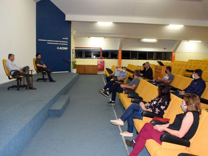 Foto de capa da notícia: Nova Petrópolis inicia os debates sobre a concessão da ERS-235