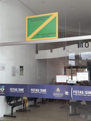 Foto de capa da notícia: Agência FGTAS/Sine informa alteração nos serviços oferecidos em Nova Petrópolis