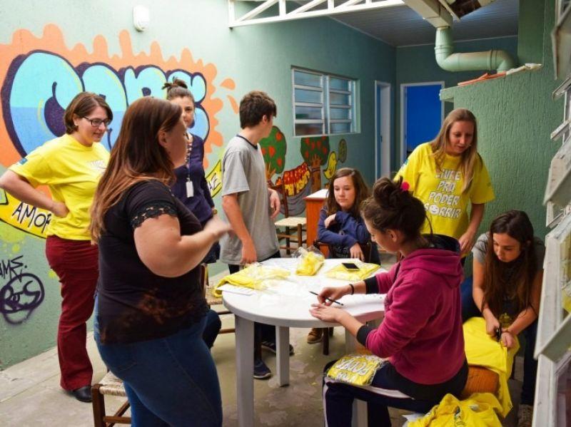 Foto de capa da notícia: Nova Petrópolis promove atividades da 8ª Semana de Luta Antimanicomial