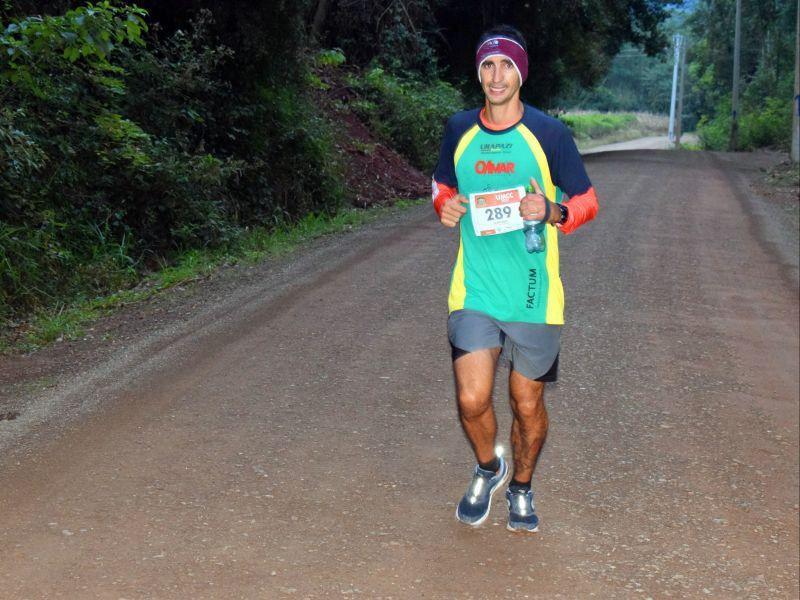 Foto de capa da notícia: Nova Petrópolis recebe a Ultramaratona Caminhos de Caravaggio