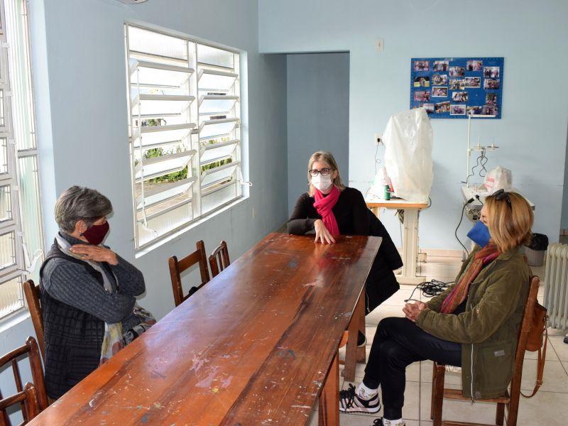 Foto de capa da notícia: Oito oficinas terapêuticas marcam a Semana de Luta Antimanicomial