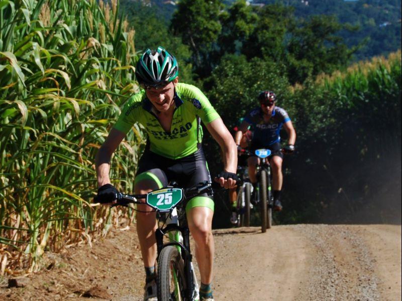 Foto de capa da notícia: Nova Petrópolis recebe etapa do Campeonato Gaúcho de Mountain Bike neste domingo