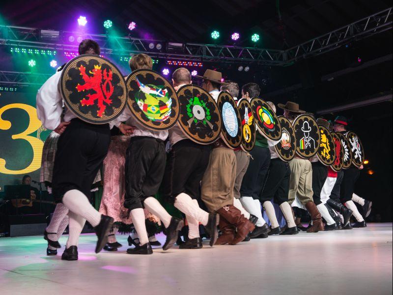 Foto de capa da notícia: 48º Festival Internacional de Folclore trará grupos locais e convidados em apresentações online