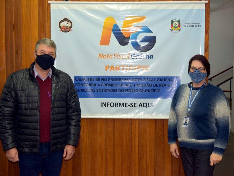 Foto de capa da notícia: Entidades de Nova Petrópolis já receberam mais de R$ 1,6 milhão do programa Nota Fiscal Gaúcha