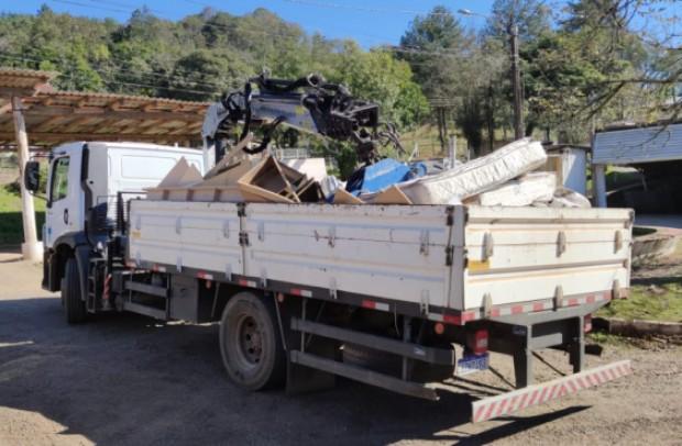 Foto de capa da notícia: Eu cuido Nova Petrópolis: saiba a destinação correta para móveis usados