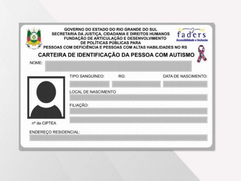 Foto de capa da notícia: Cras auxilia na confecção da Carteira de Identificação da Pessoa com Transtorno do Espectro Autista (CIPTEA)