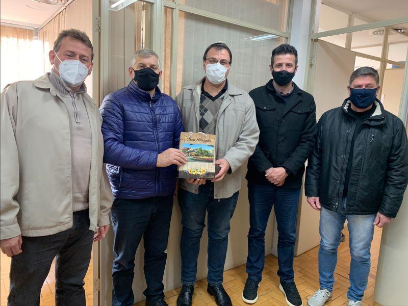 Foto de capa da notícia: Autoridades são convidadas para o Festival Sabores da Colônia
