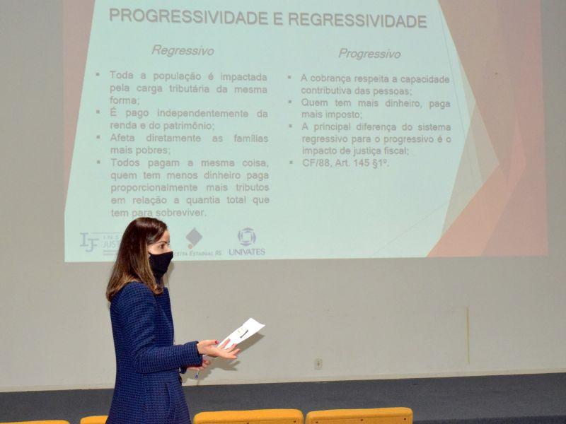 Foto de capa da notícia: Secretaria da Fazenda oferece capacitação sobre educação fiscal para as equipes das escolas municipais