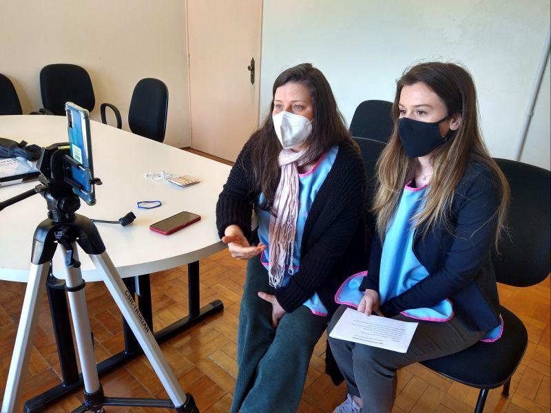 Foto de capa da notícia: Lactantes de Nova Petrópolis podem fazer doações ao Banco de Leite Humano do Hospital Tacchini