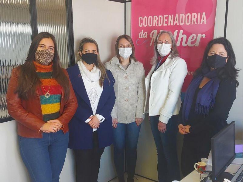 Foto de capa da notícia: Assistência Social realiza visitas técnicas a Caxias do Sul e Gramado