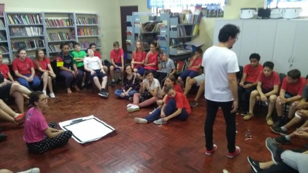 Foto de capa da notícia: ESF Piá desenvolve Programa de Saúde na Escola