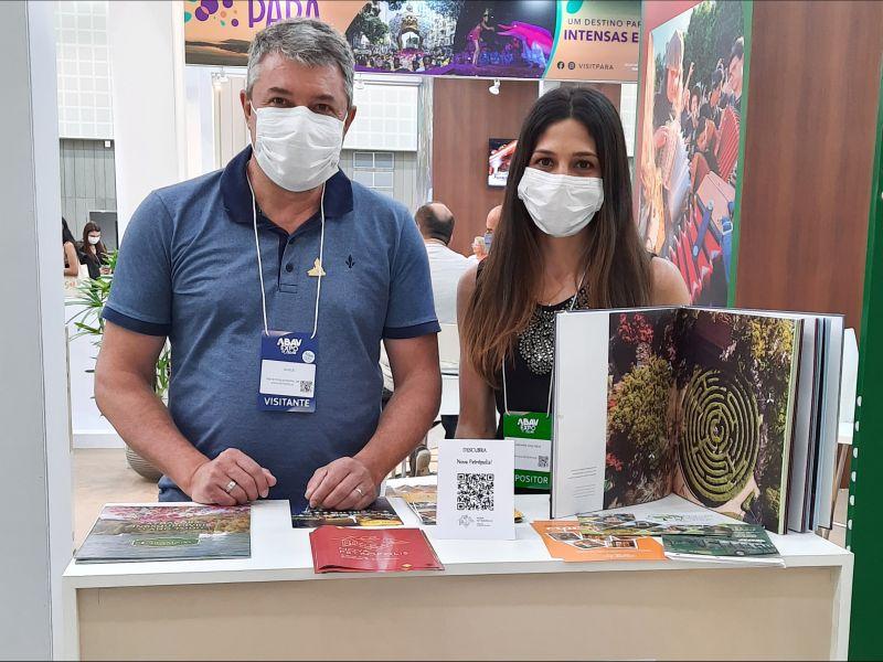 Foto de capa da notícia: Nova Petrópolis participa da 48ª Abav Expo &Collab, no Ceará
