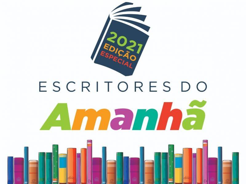 Foto de capa da notícia: Projeto Escritores do Amanhã lança ebook durante a Feira do Livro 2021