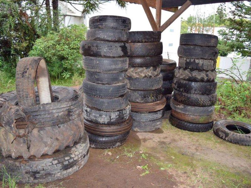Foto de capa da notícia: Nova Petrópolis promove recolhimento de pneus inservíveis