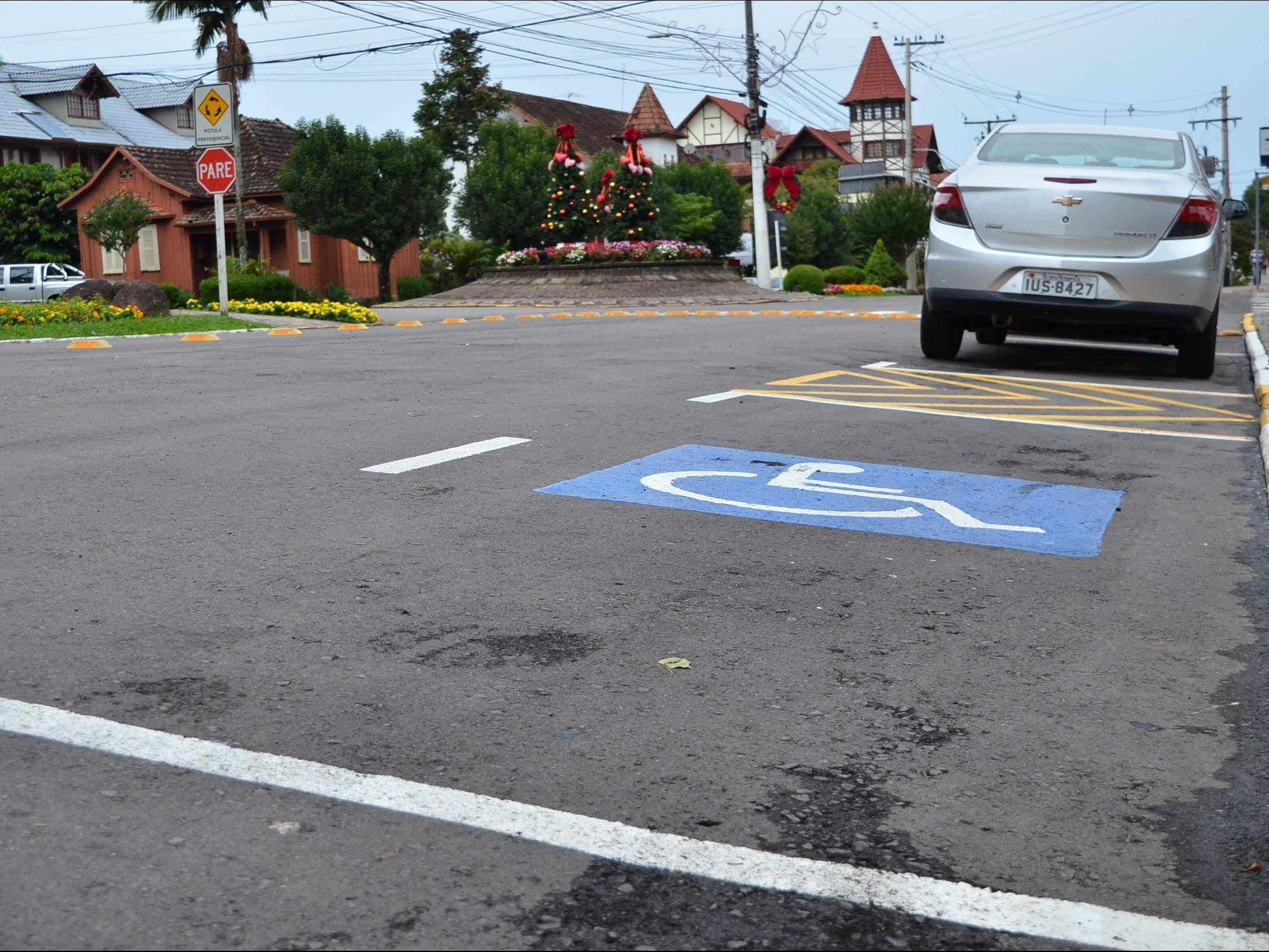 Foto de capa da notícia: Estacionamento Rotativo será implantado em Nova Petrópolis