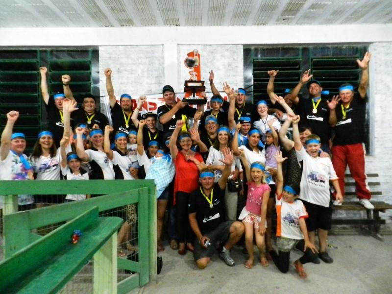 Foto de capa da notícia: Transzummach vence o Campeonato da Amizade de Bolão de Terra