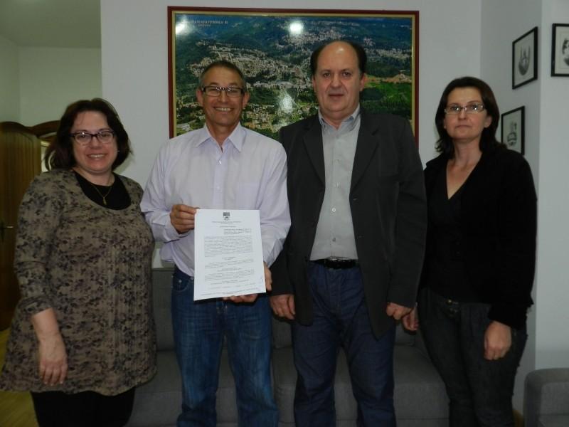 Foto de capa da notícia: Prefeitura e Associação de Coros e Coristas firmam parceria