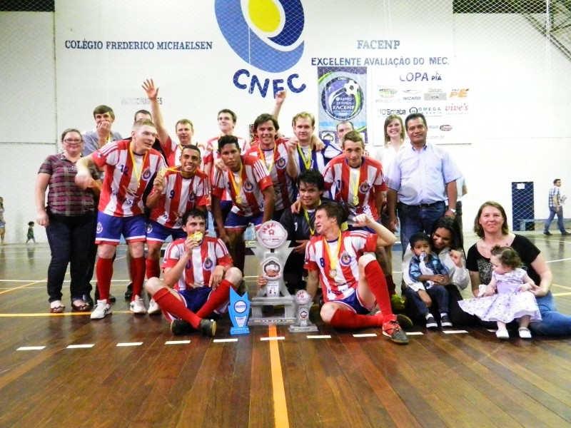 Foto de capa da notícia: Chivas campeão da Divisão de Acesso do Futsal
