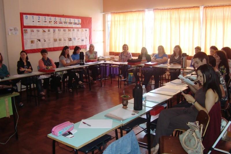 Foto de capa da notícia: Alfabetização na Idade Certa foi tema de seminário