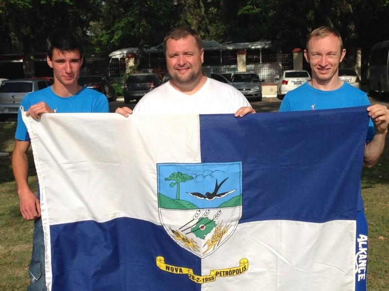 Foto de capa da notícia: Nova Runners/Piá representa Nova Petrópolis nas finais do JIRGS