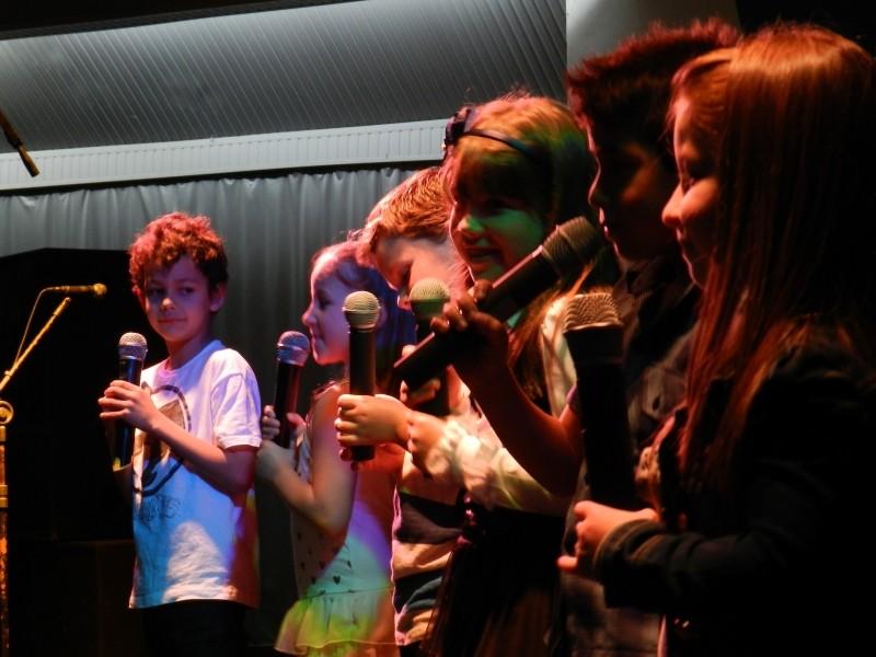 Foto de capa da notícia: Jovens mostraram seu talento no 15º Festival de Música Estudantil
