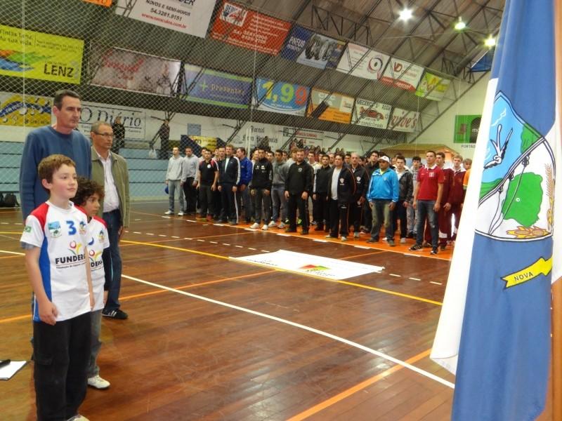Foto de capa da notícia: Segundona de Futsal teve início no último sábado