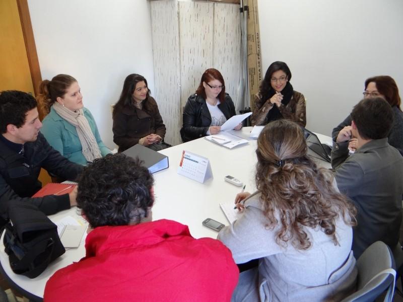 Foto de capa da notícia: Comissão trabalha nos preparativos do Festival Internacional de Folclore