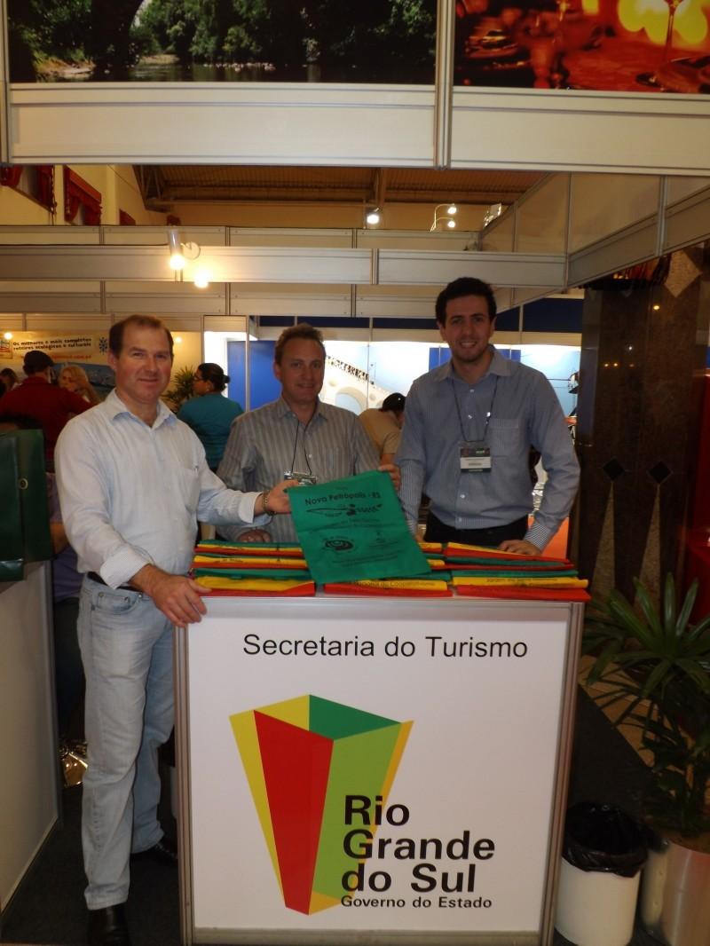 Foto de capa da notícia: Secretaria do Turismo presente na BNT Mercosul