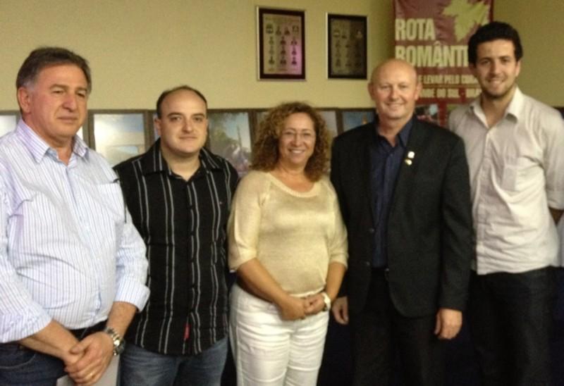 Foto de capa da notícia: Nova Petrópolis participa do Seminário Regional da Rota Romântica
