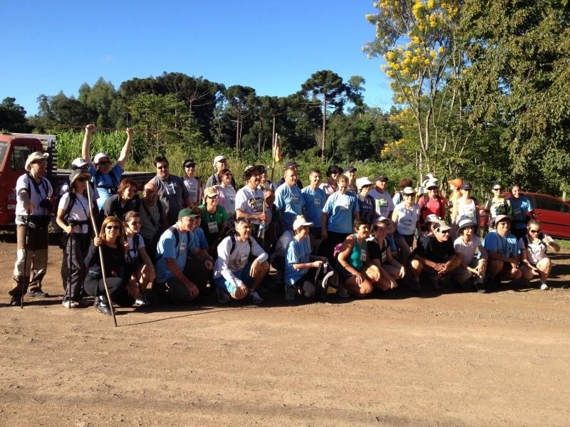 Foto de capa da notícia: Começou o IV Desbravando Nova Petrópolis