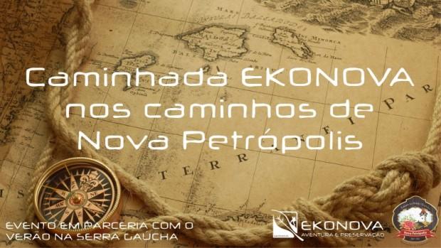 Foto de capa da notícia: Caminhada nos Caminhos de Nova Petrópolis