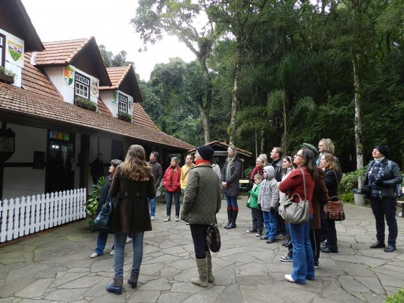 Foto de capa da notícia: História de Nova Petrópolis é evidenciada na Semana dos Museus