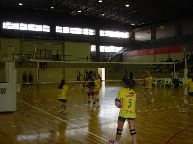 Foto de capa da notícia: Vôlei de Nova Petrópolis participará do torneio da Avates