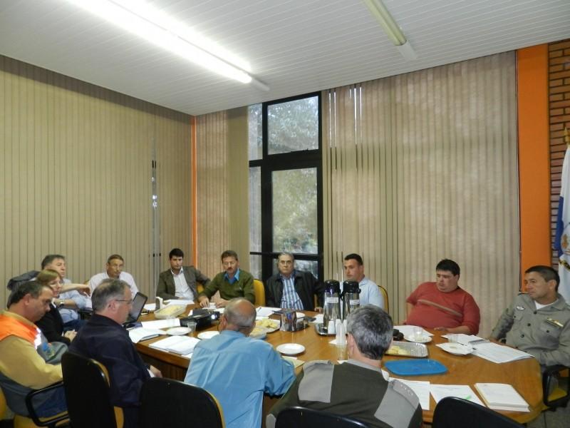 Foto de capa da notícia: Comissão da segurança definiu prioridades