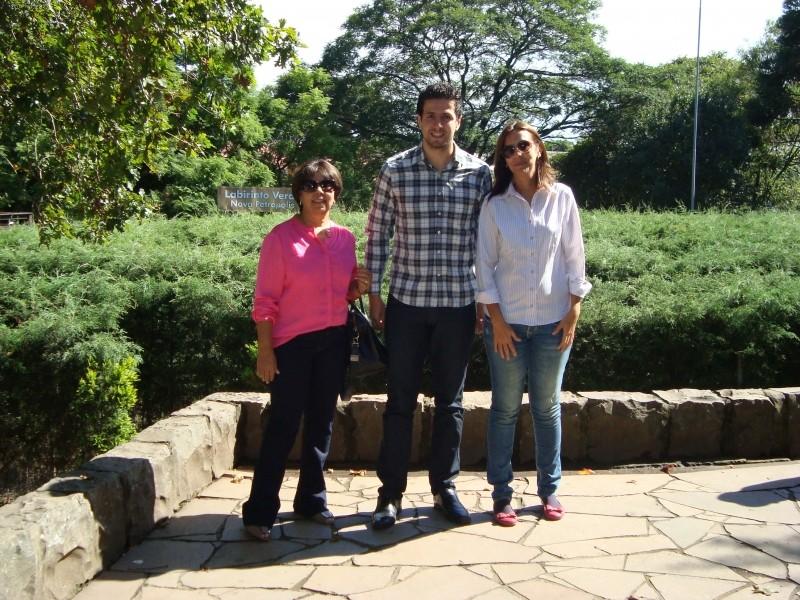 Foto de capa da notícia: Secretaria do Turismo de Garanhuns visita Nova Petrópolis