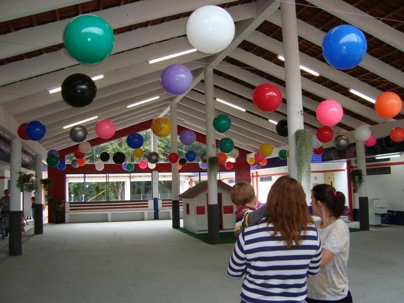 Foto de capa da notícia: Primeiro dia de aula na Escola de Educação Infantil Dona Ignez