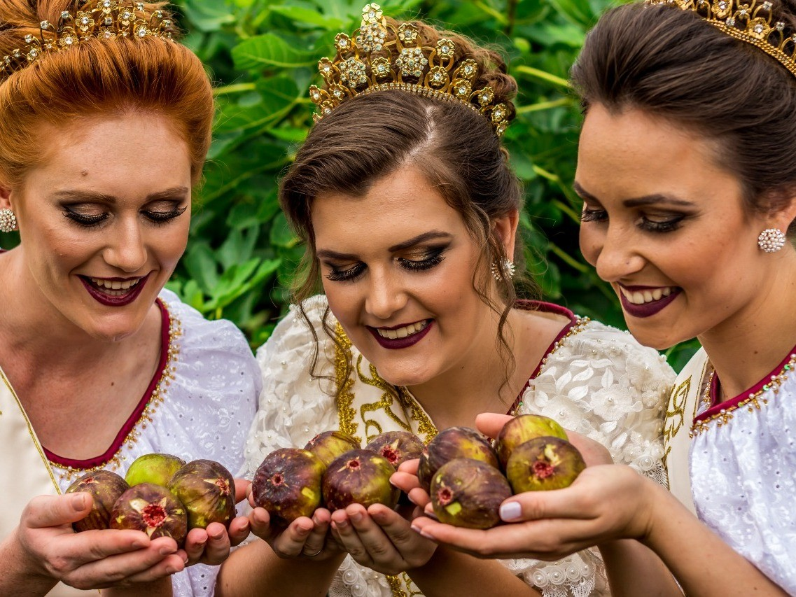 Foto de capa da notícia: 46ª Festa do Figo ocorre dias 2 e 3 de fevereiro em Nova Petrópolis